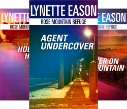 Rose Mountain Refuge (3 Book Series) by  Lynette Eason