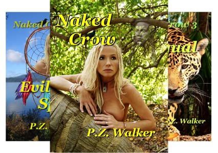Naked Crow (3 Book Series)