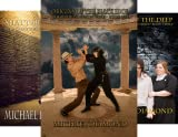 img - for The Mythos Division (3 Book Series) book / textbook / text book
