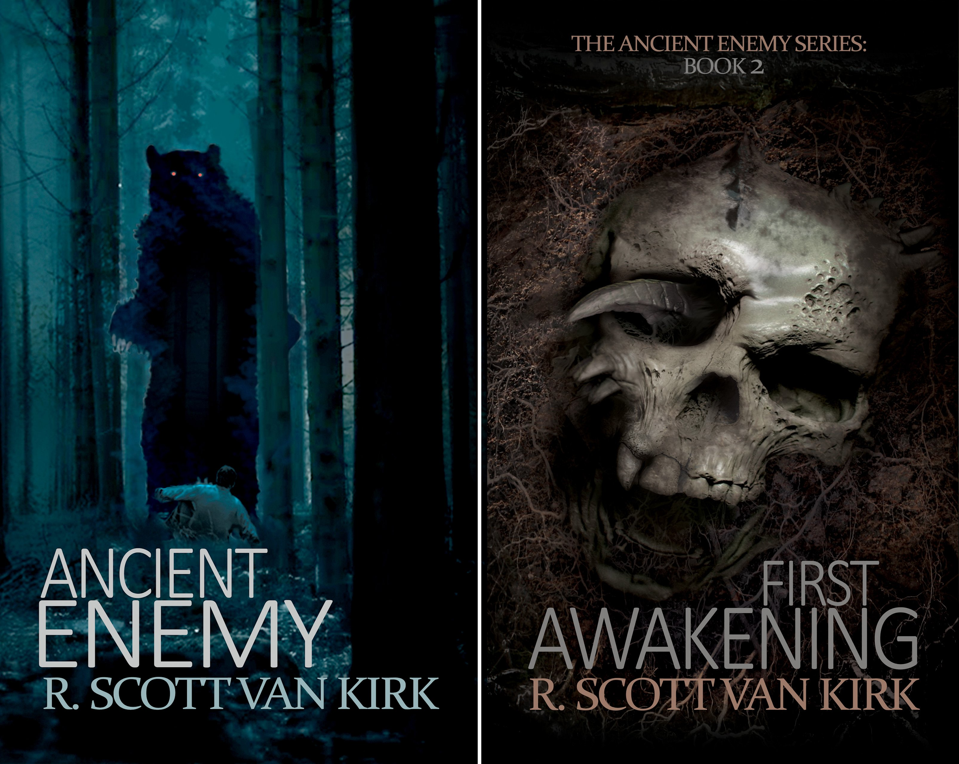 Ancient Enemy (2 Book Series)