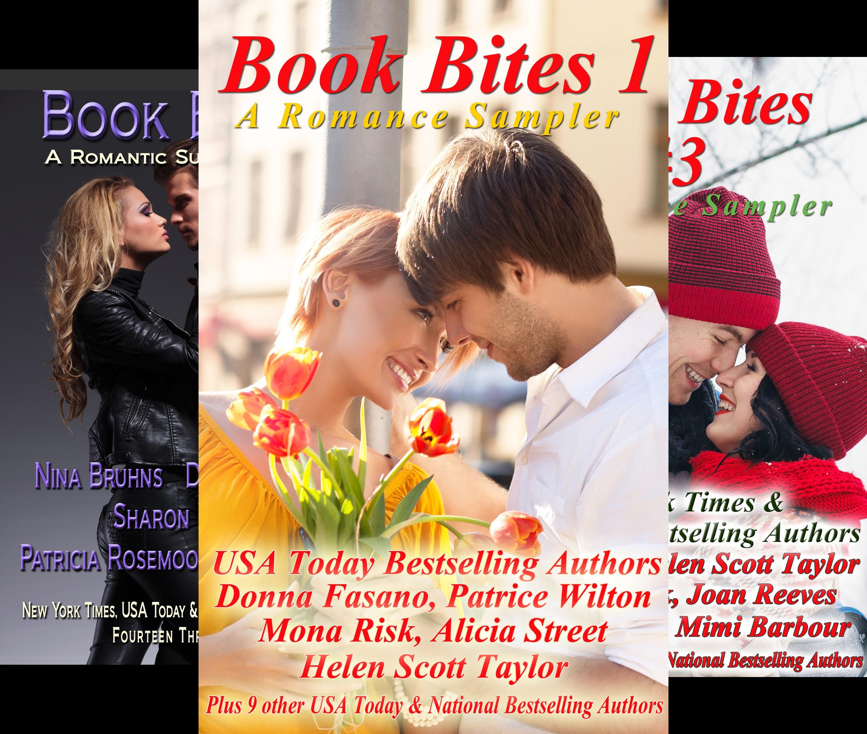 Book Bites (7 Book Series)
