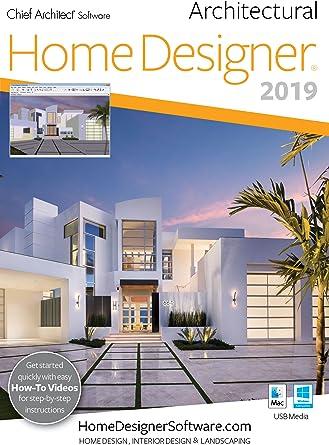Home Designer Architectural 2019 Mac Download Download Amazon De Software