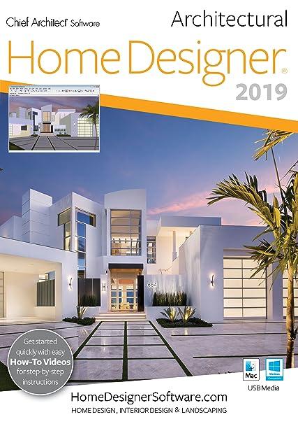 Home Designer Architectural 2019 Pc Download Download