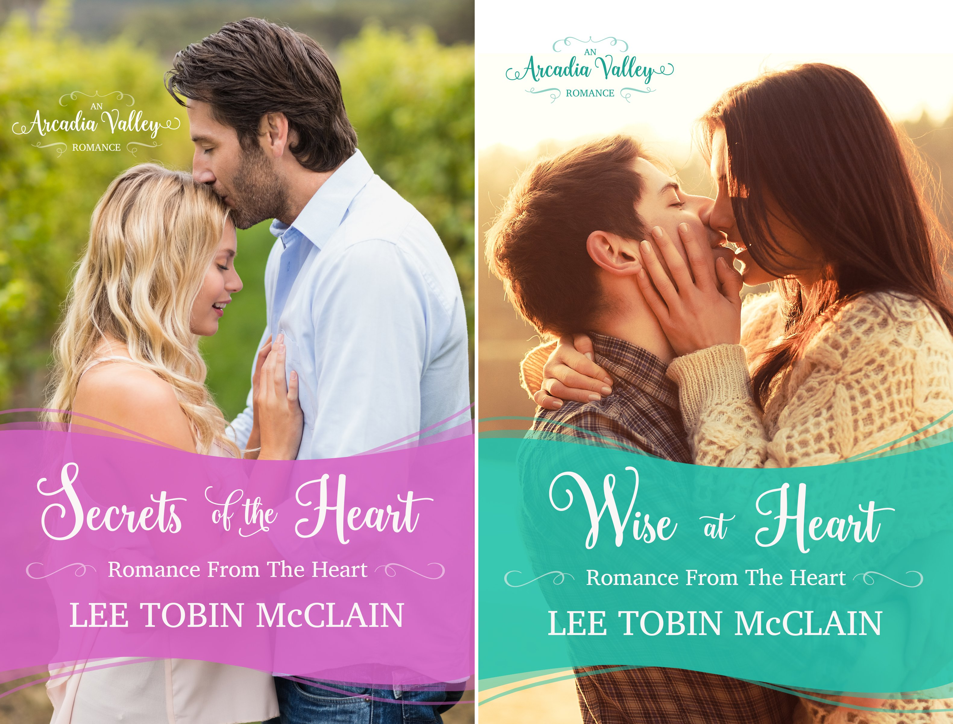 Arcadia Valley Romance (2 Book Series)