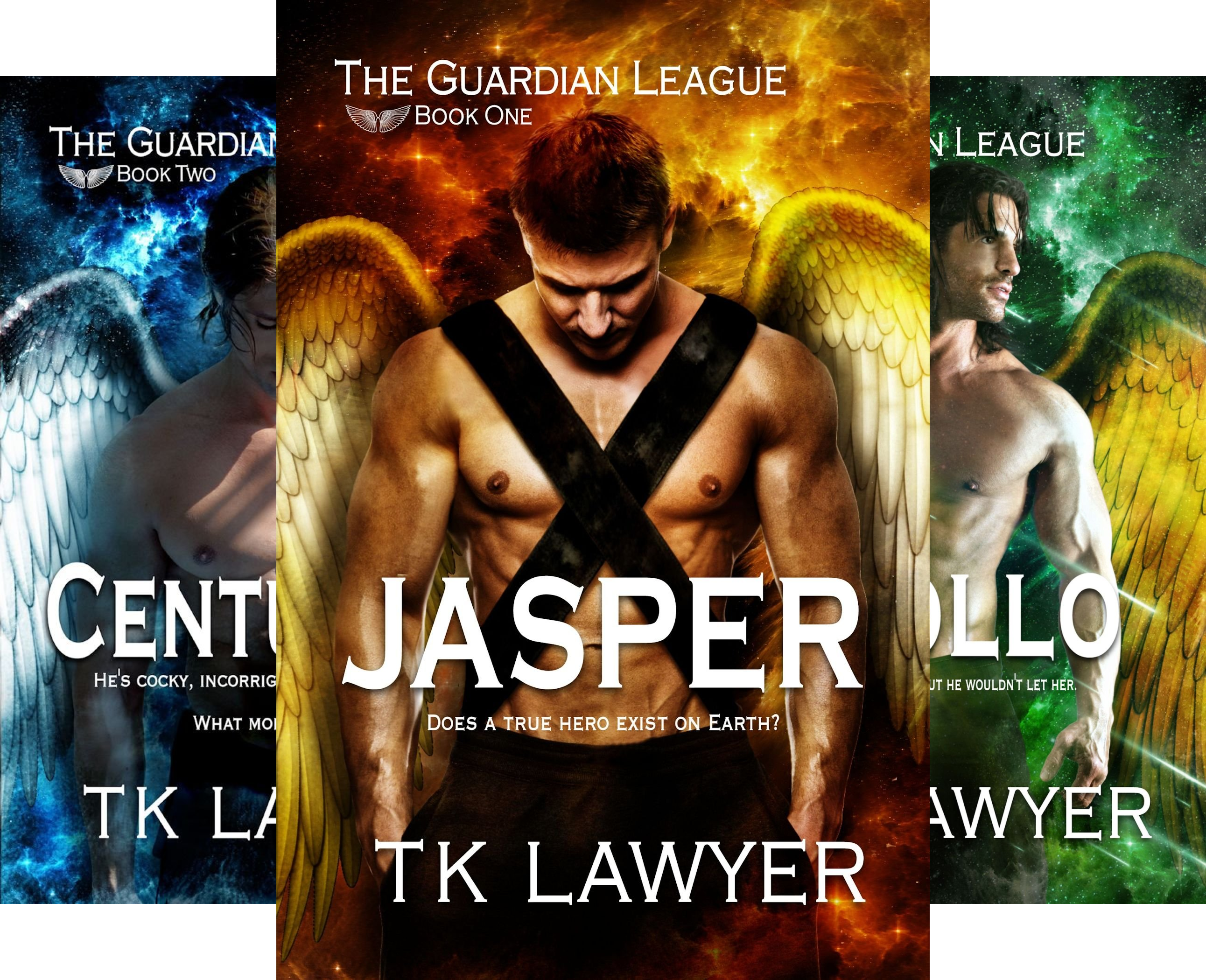 The Guardian League (4 Book Series)