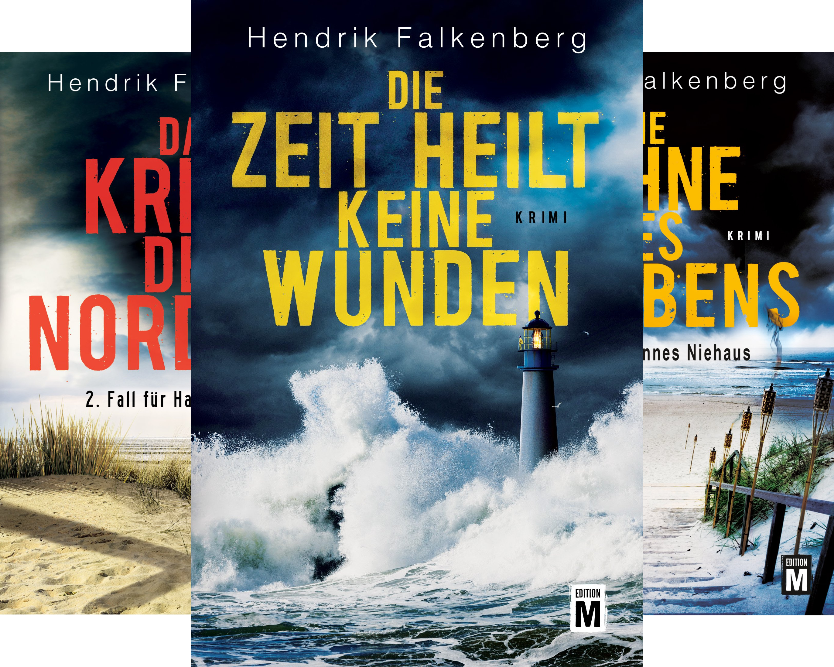 Hannes Niehaus (Reihe in 6 Bänden)