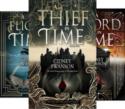 Thief in Time Series (4 Book Series) by  Cidney Swanson