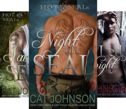 Hot SEALs (14 Book Series) by  Cat Johnson