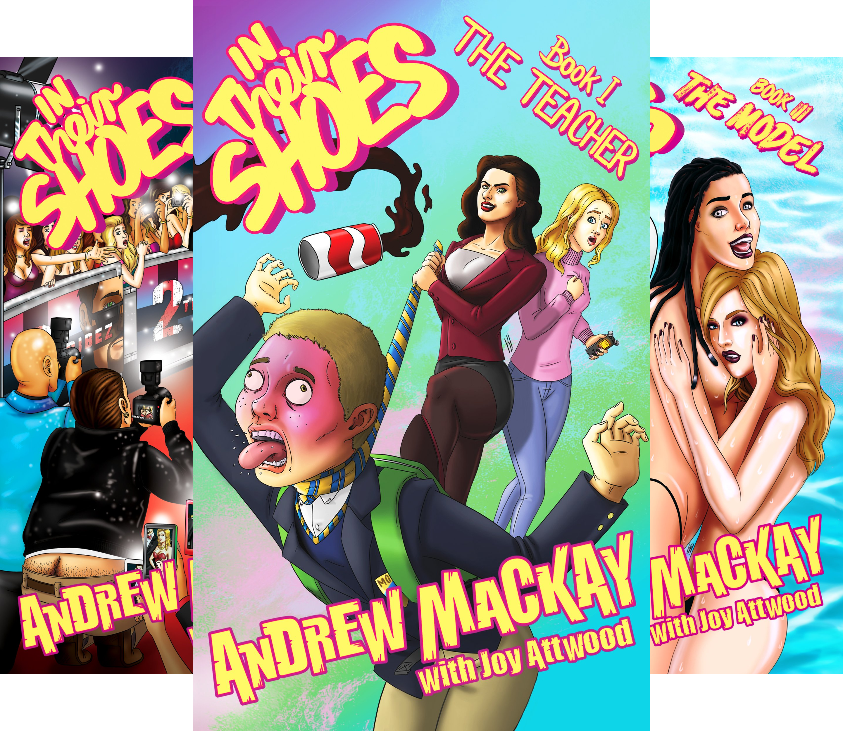 In Their Shoes (6 Book Series)