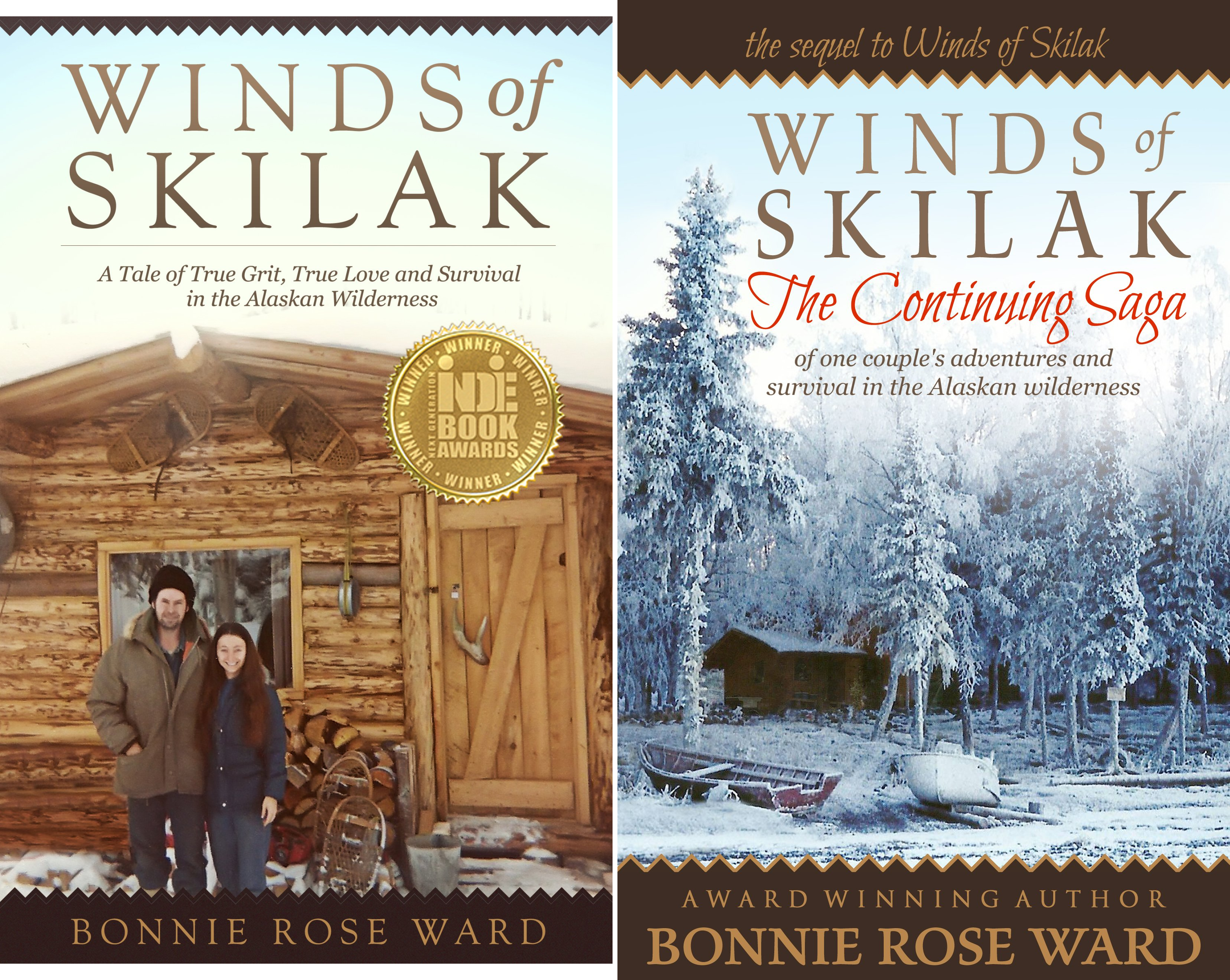 Winds of Skilak (2 Book Series)