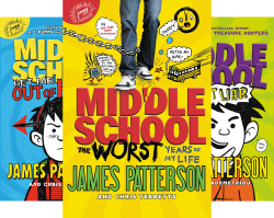 Middle School Series 10 Book Series