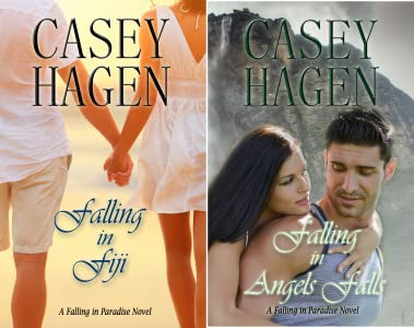 A Falling in Paradise Novel (2 Book Series)