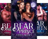 The Royals of Casakraine (3 Book Series)