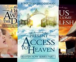 Heaven Now (3 Book Series) by  Jonathan  Brenneman Jonathan Brenneman
