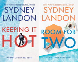 The Breakfast in Bed Series (2 Book Series) by  Sydney Landon