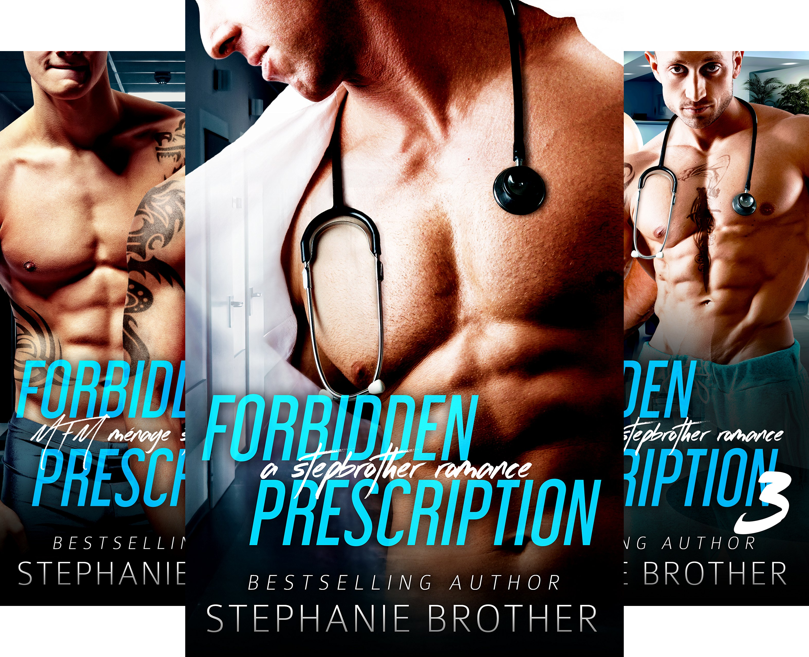 Forbidden Medicine (3 Book Series)