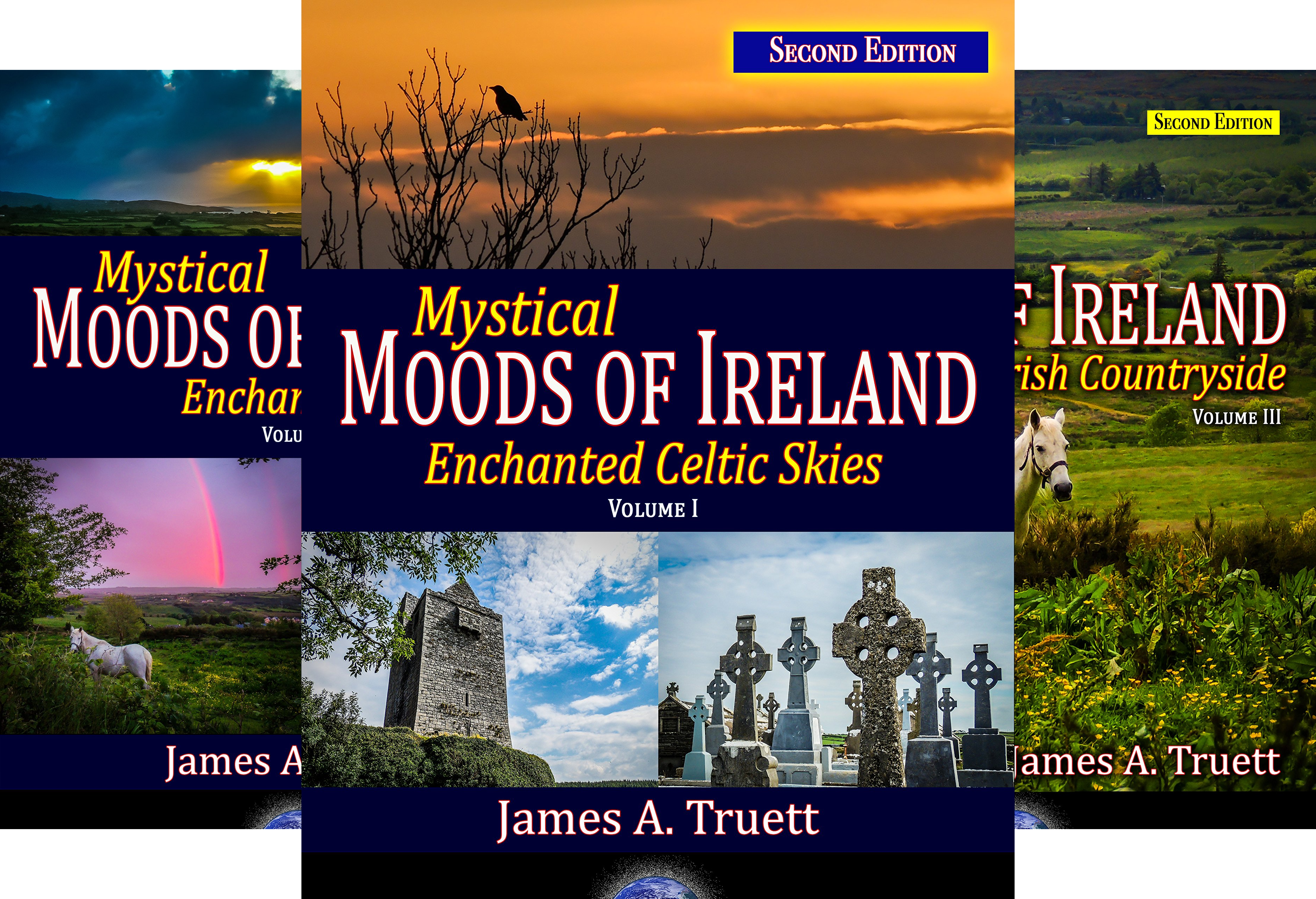 Moods Of Our World (6 Book Series)