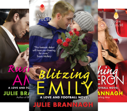Love And Football (6 Book Series) by  Julie Brannagh