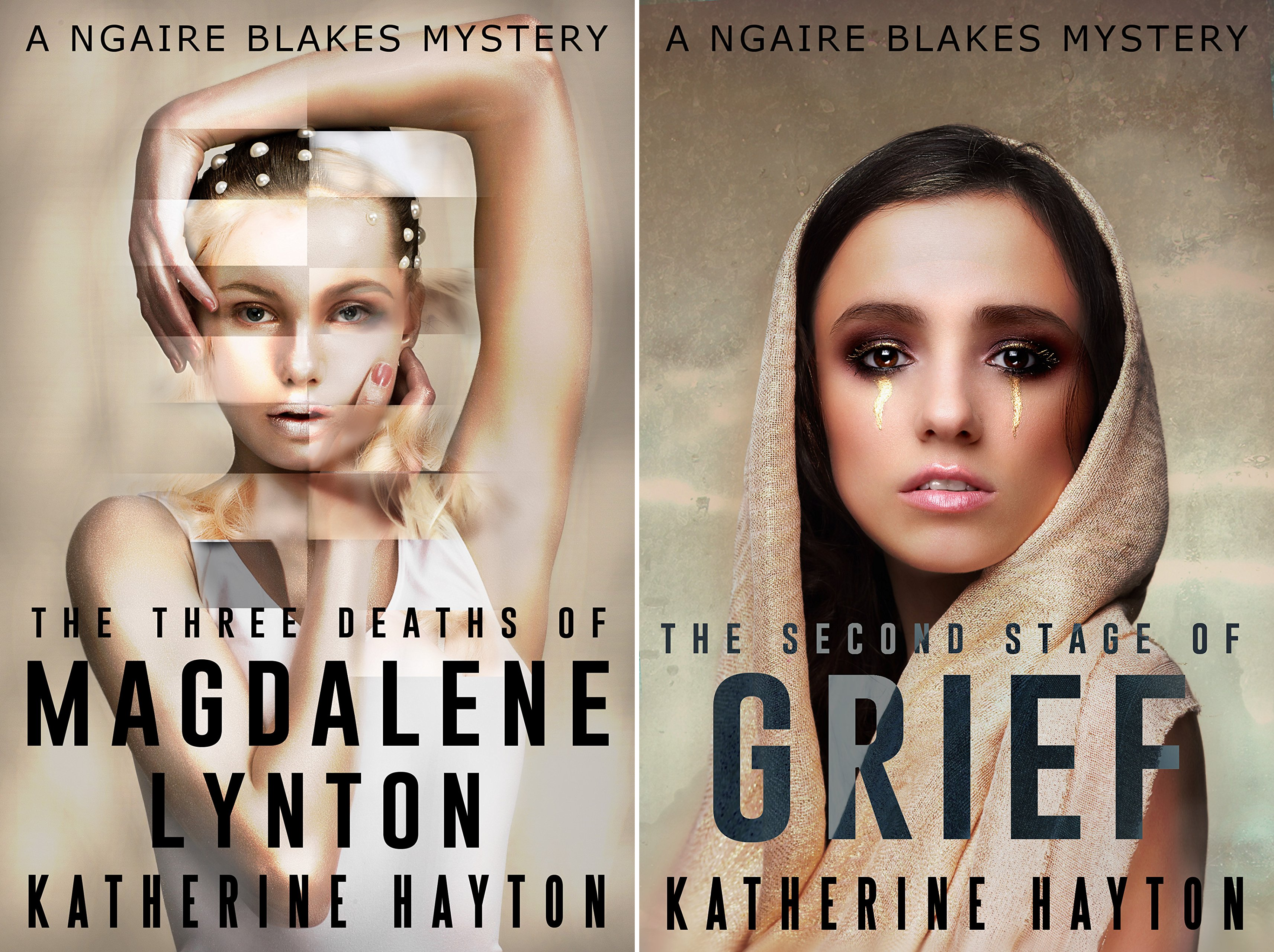 A Ngaire Blakes Mystery (2 Book Series)