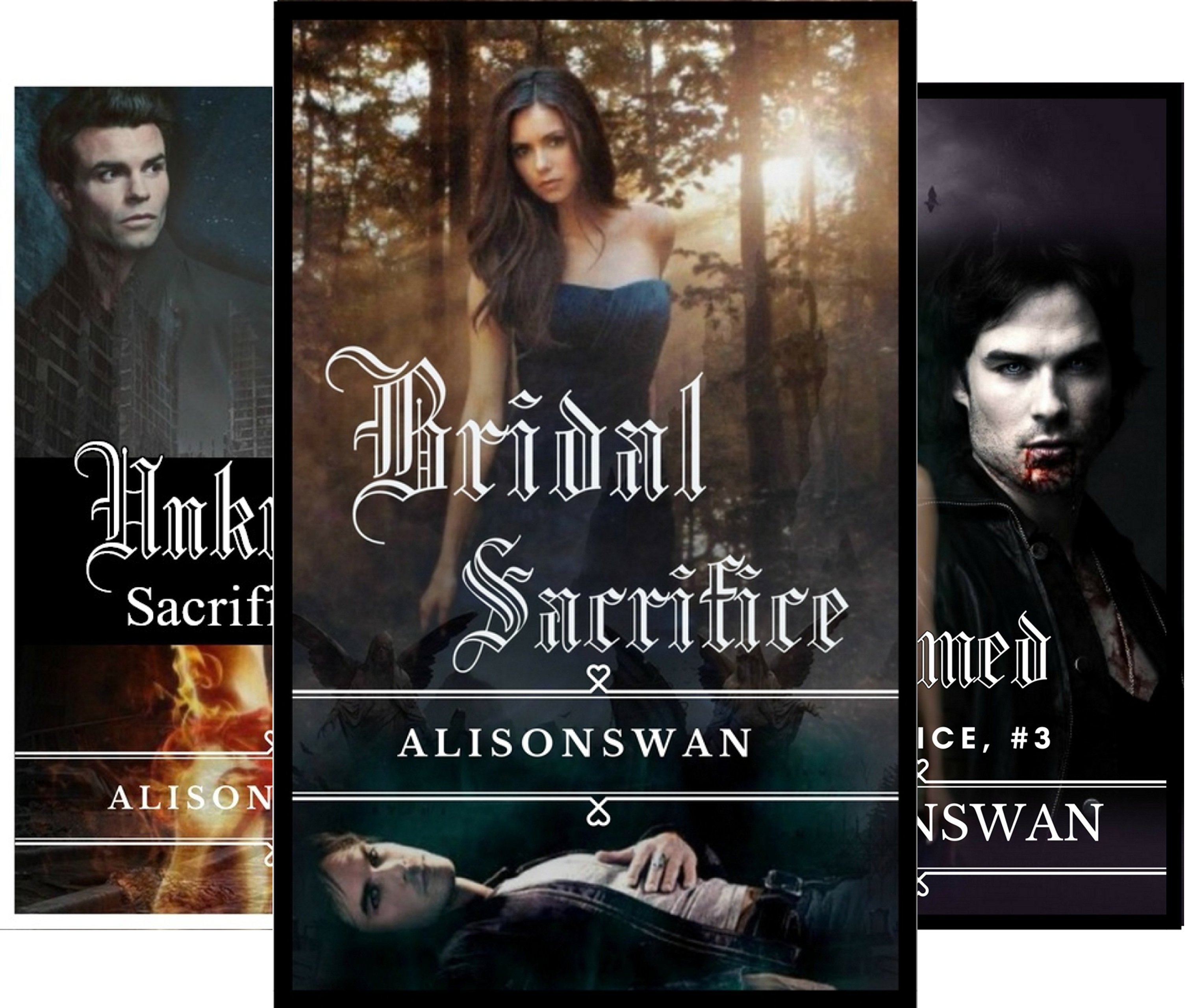 Sacrifice (3 Book Series)