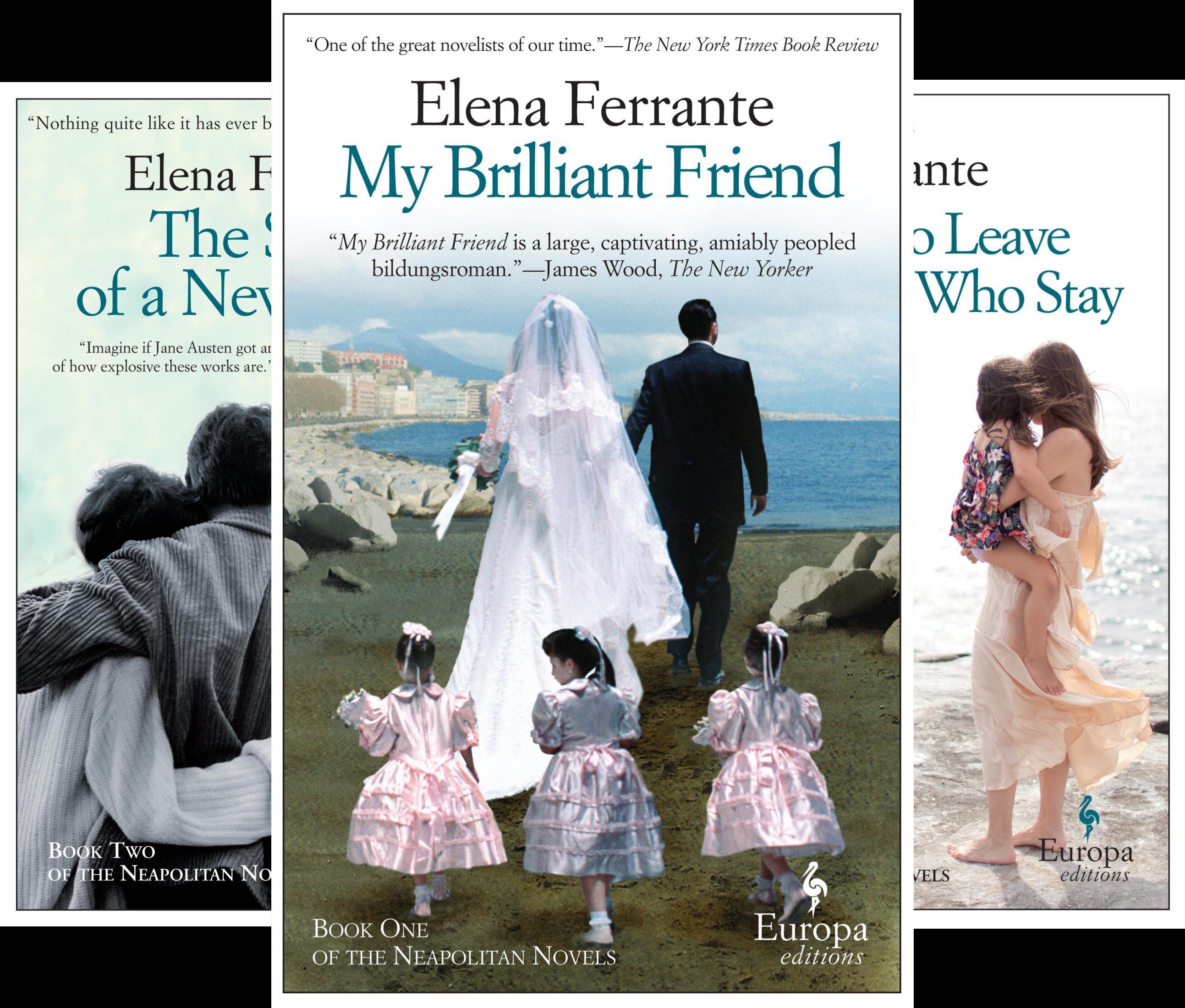 Neapolitan Novels (4 Book Series)