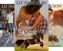 Three Rivers Ranch Romance (10 Book Series) by  Liz Isaacson Elana Johnson