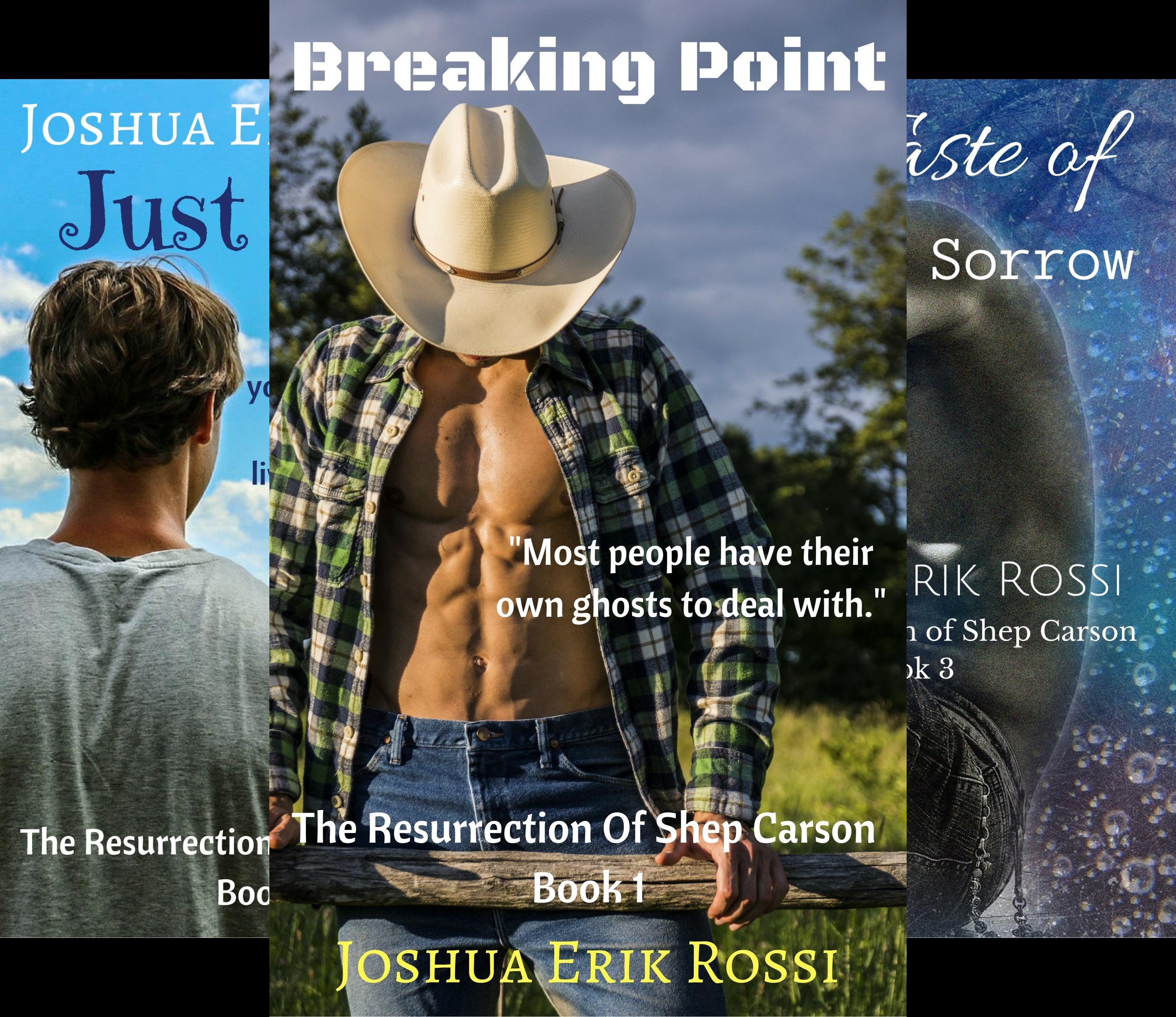 The Resurrection Of Shep Carson (4 Book Series)