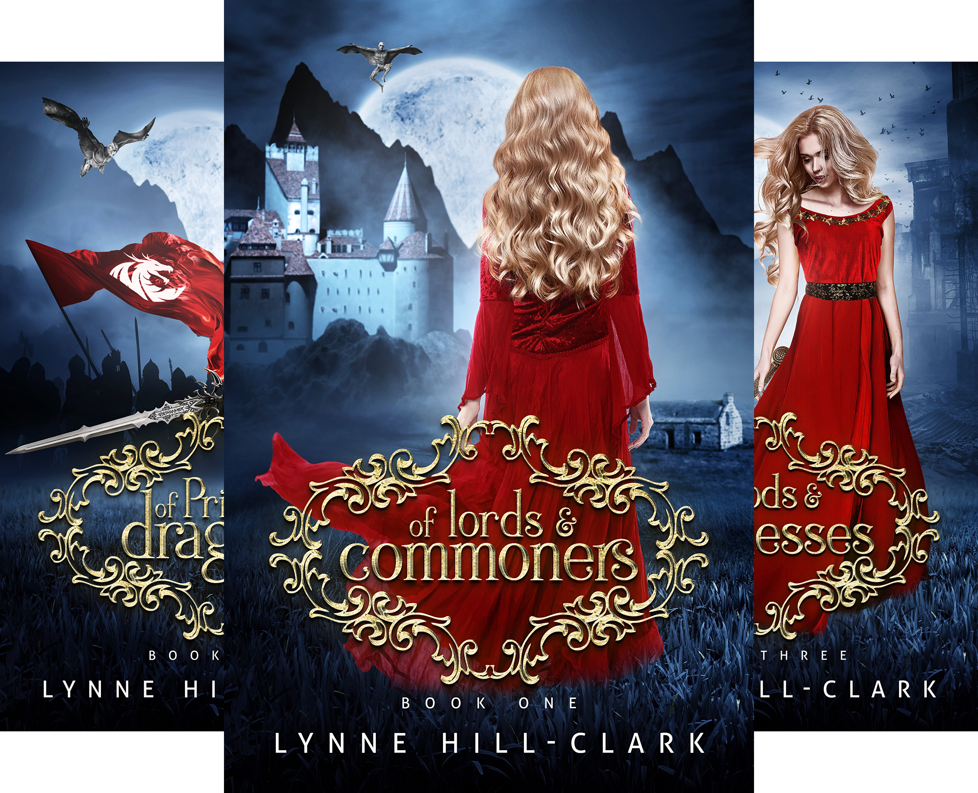 Lords and Commoners Series (3 Book Series)
