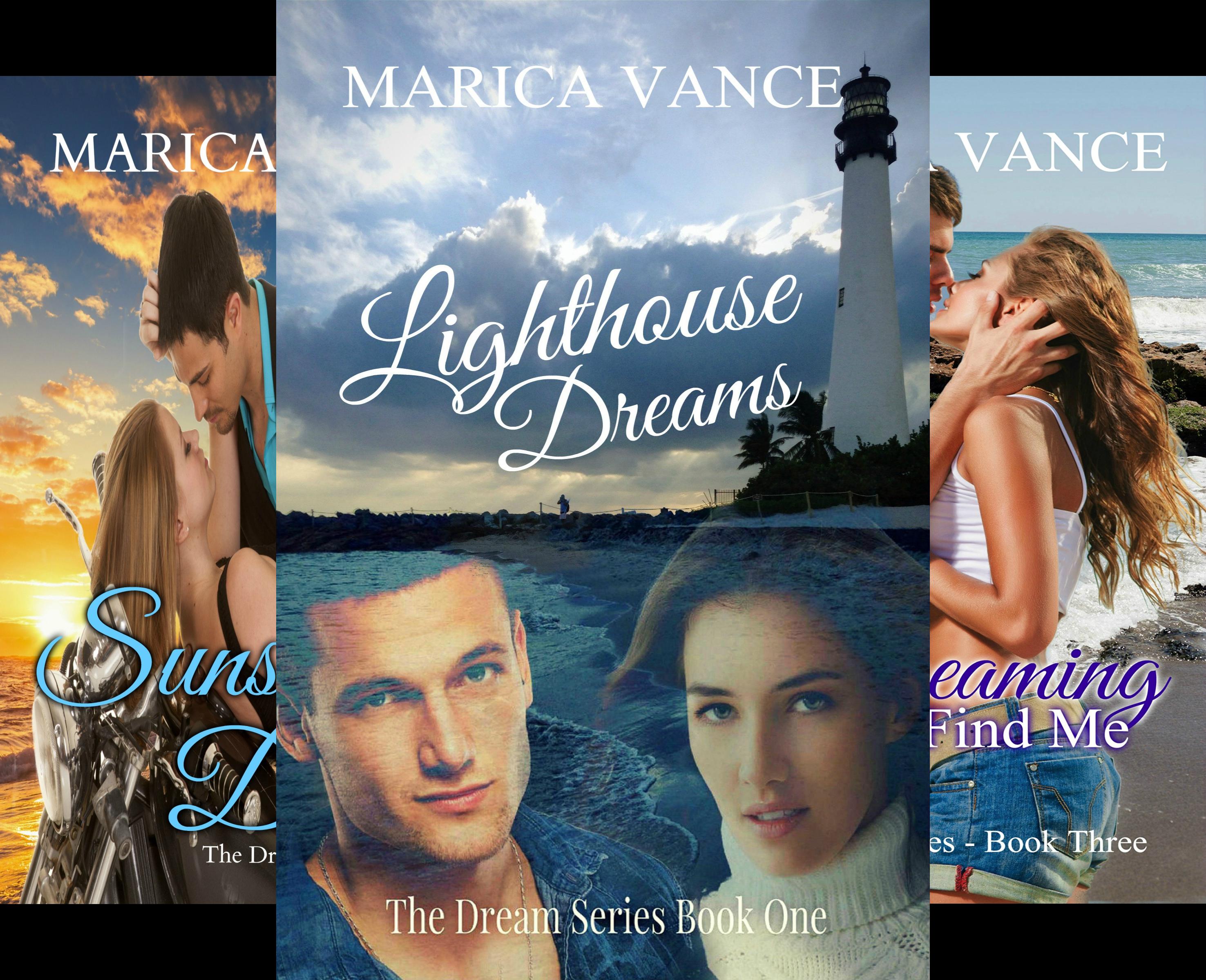 The Dream Series (3 Book Series)