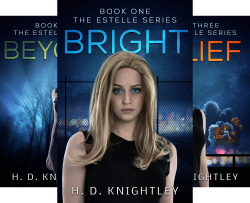 The Estelle Series (3 Book Series) by  H. D. Knightley