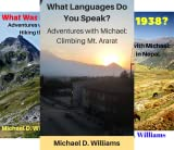Adventures with Michael (4 Book Series)