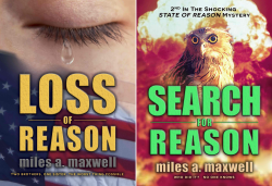 State Of Reason (2 Book Series) by  Miles A. Maxwell