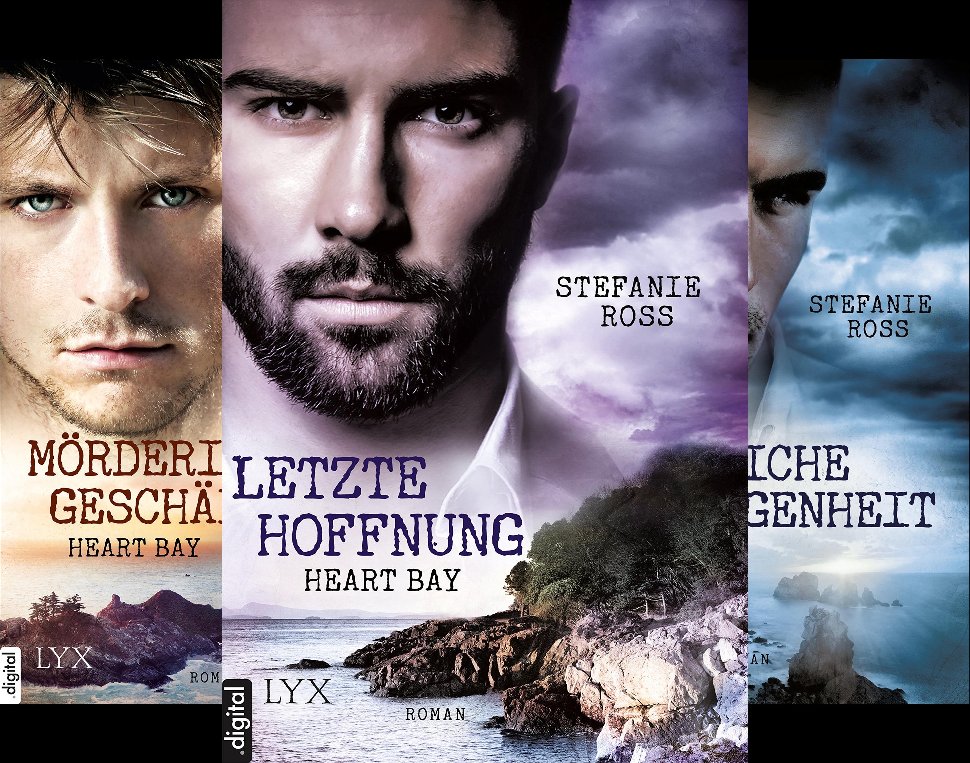 Heart Bay (Reihe in 3 Bänden)