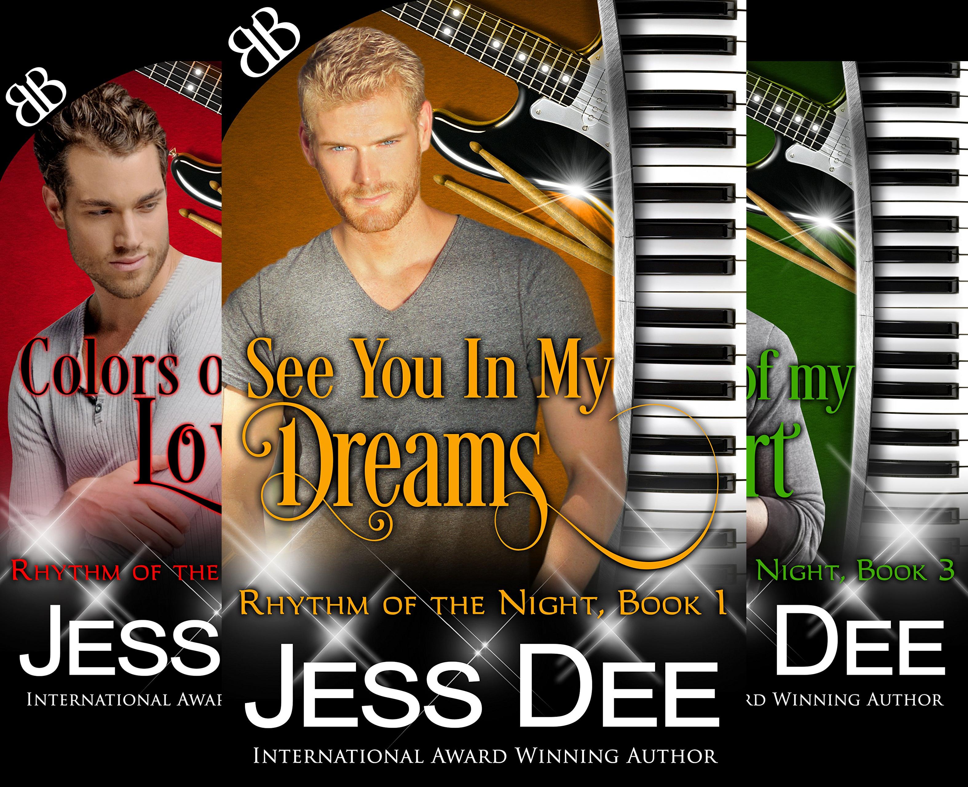Rhythm of the Night (3 Book Series)