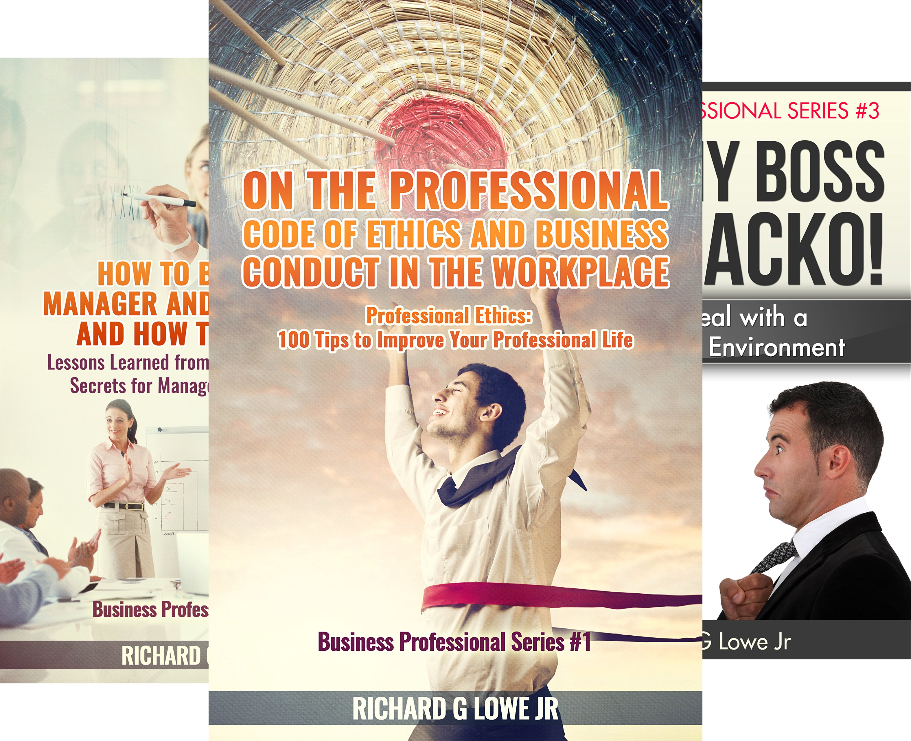 Business Professional Series (8 Book Series)