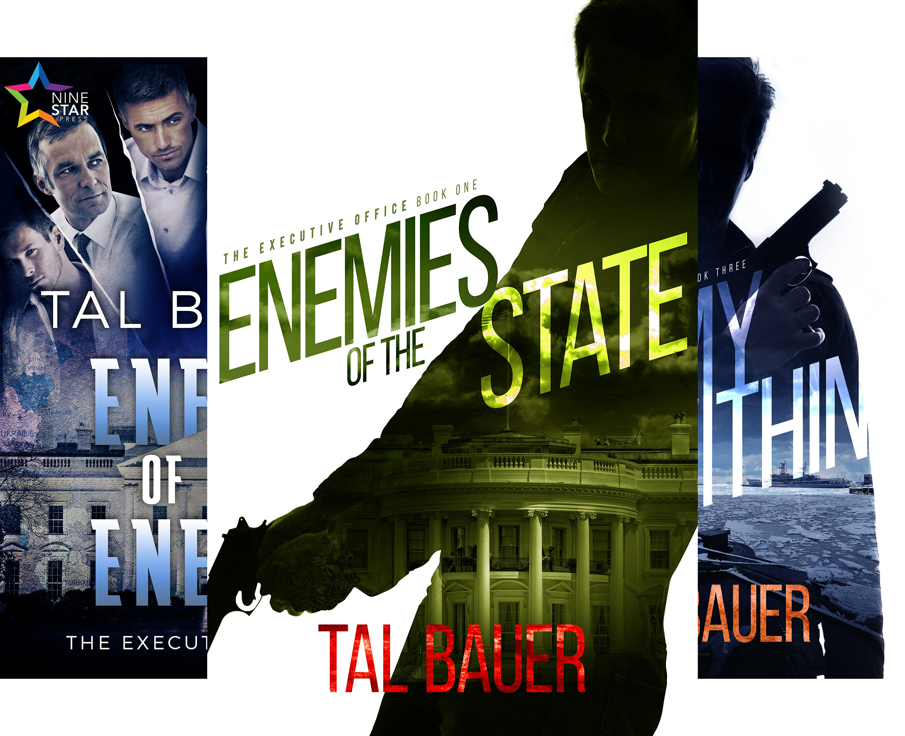 The Executive Office (3 Book Series)