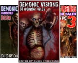 img - for Demonic Visions (6 Book Series) book / textbook / text book