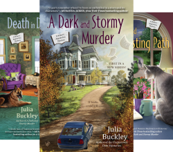 A Writer's Apprentice Mystery (4 Book Series) by  Julia Buckley