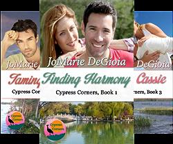 Cypress Corners (9 Book Series) by  JoMarie DeGioia