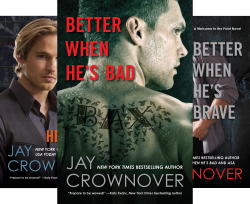 Welcome to the Point (4 Book Series) by  Jay Crownover