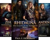 The Shadow of the Revenaunt (4 Book Series)