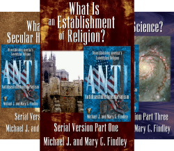 The Serial Antidisestablishmentarianism Series by  Michael J. Findley Mary C. Findley