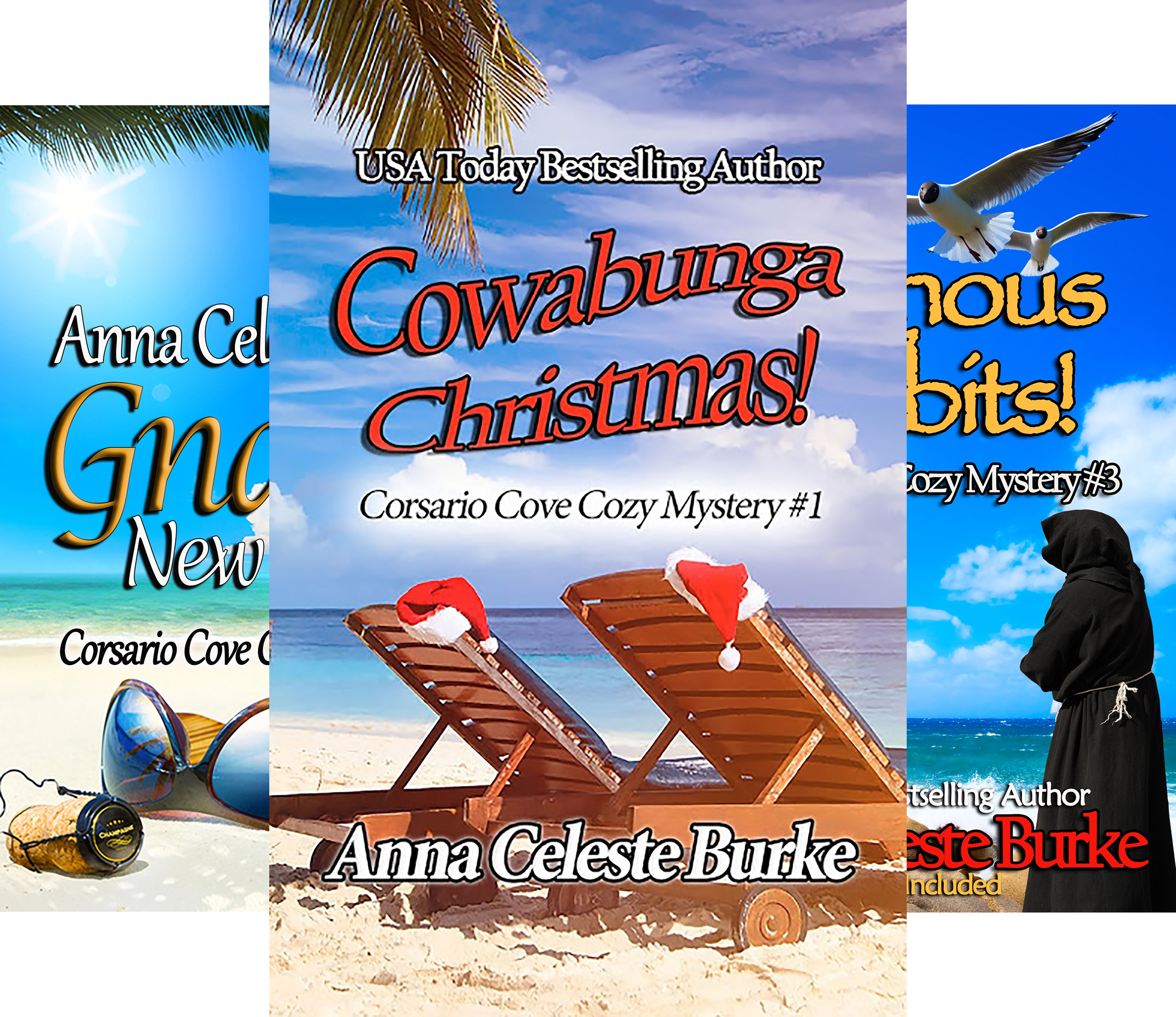 Corsario Cove Cozy Mystery (3 Book Series)