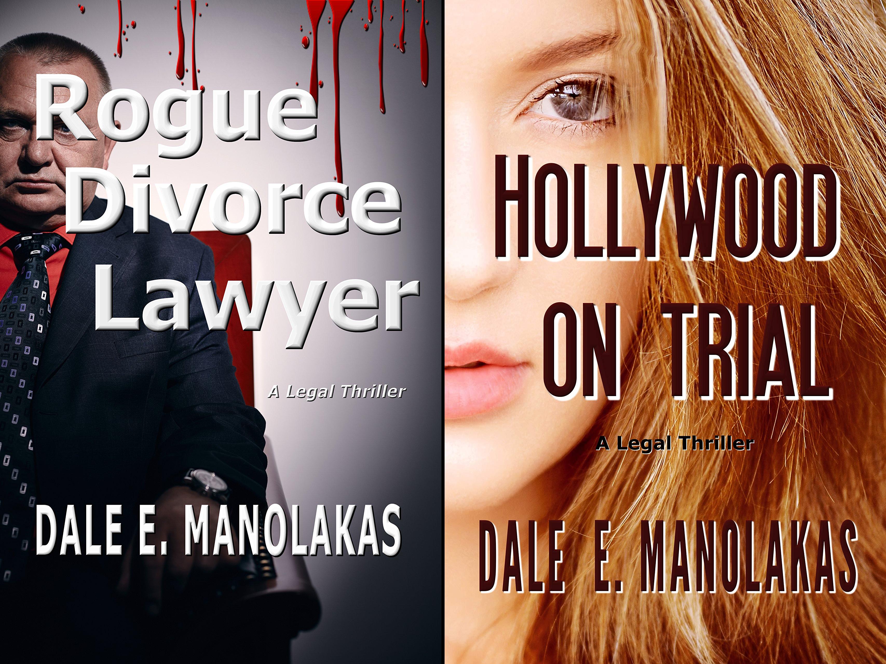 Rogue Legal Thriller Series (2 Book Series)