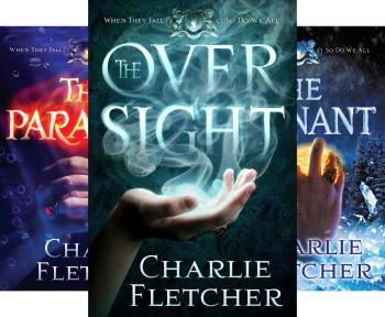 Oversight Trilogy (3 Book Series) by Charlie Fletcher