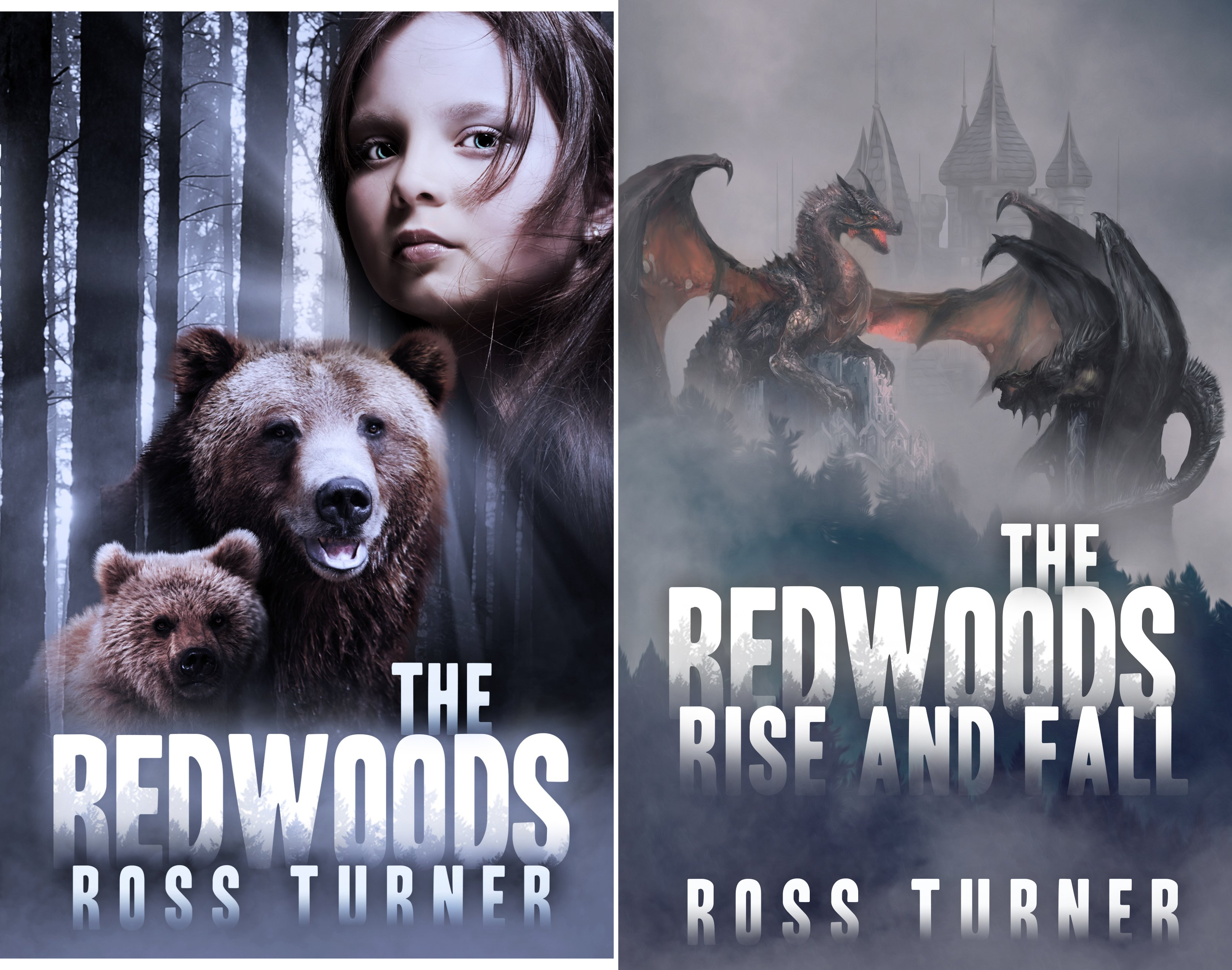 The Redwoods (2 Book Series)