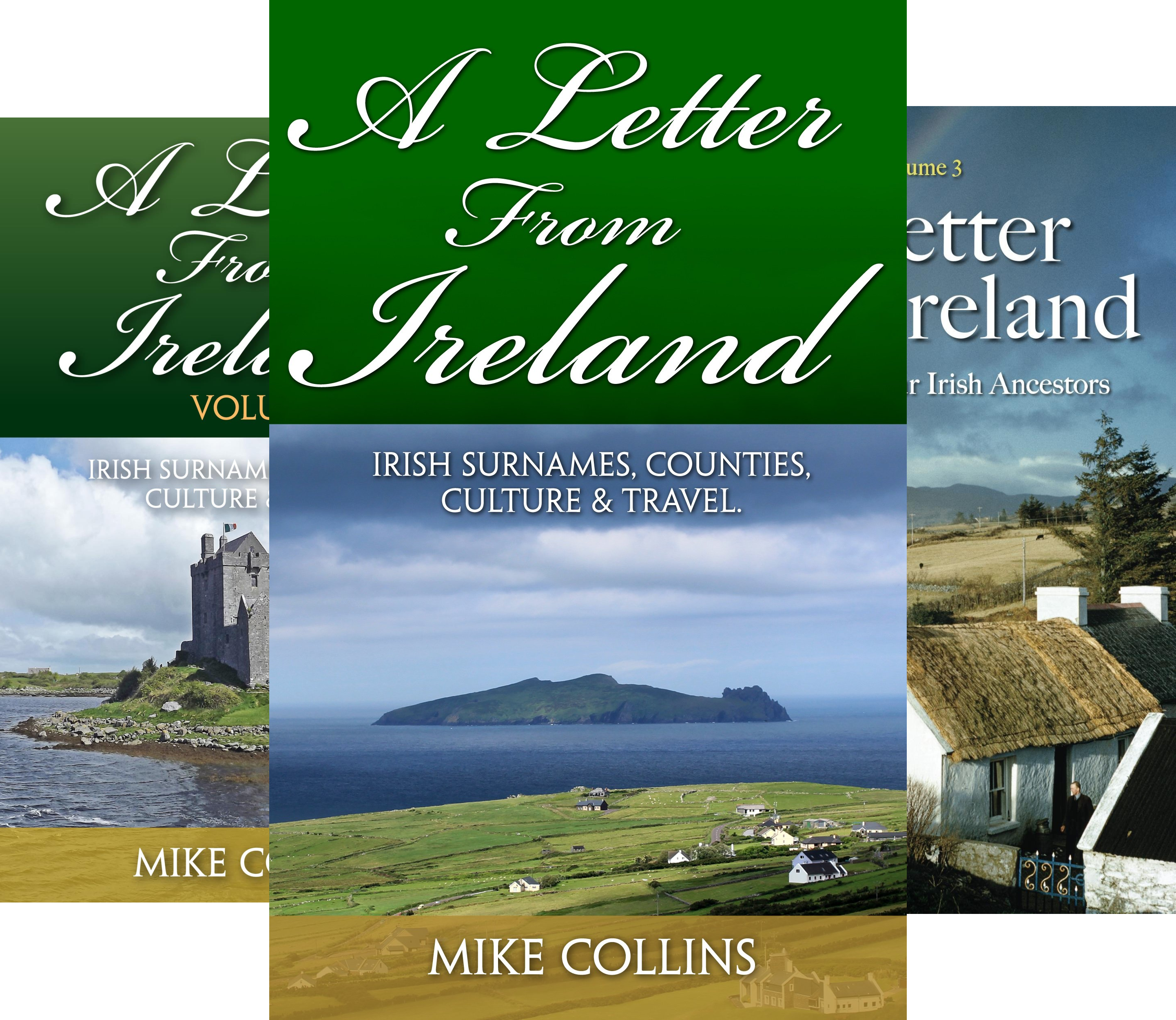 A Letter from Ireland (3 Book Series)