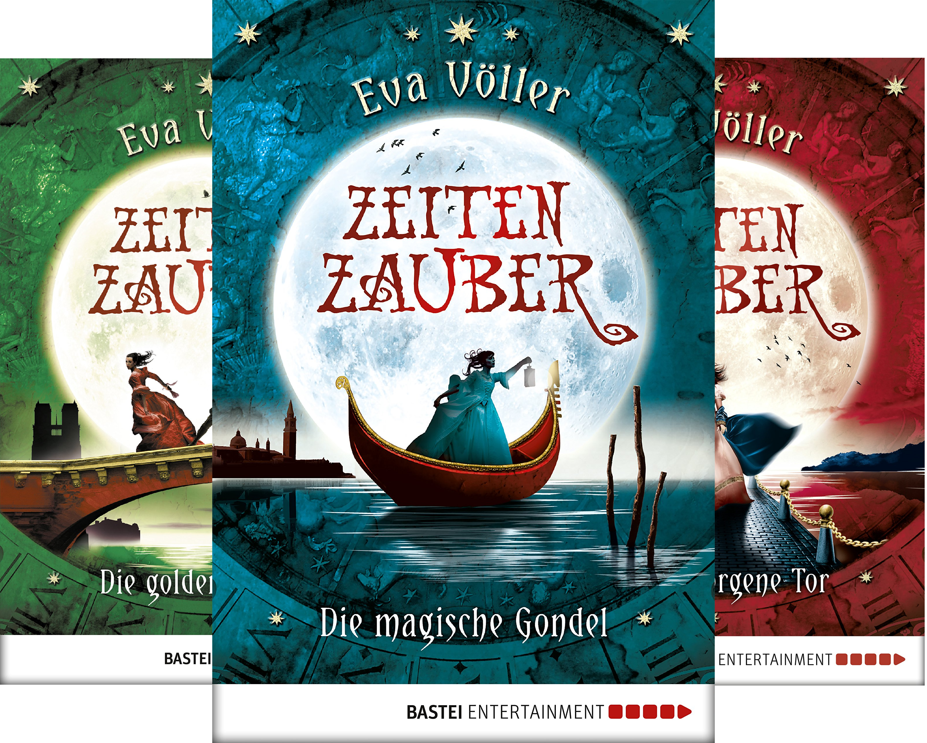 Download Zeitenzauber (Reihe in 3 Bänden) Pdf