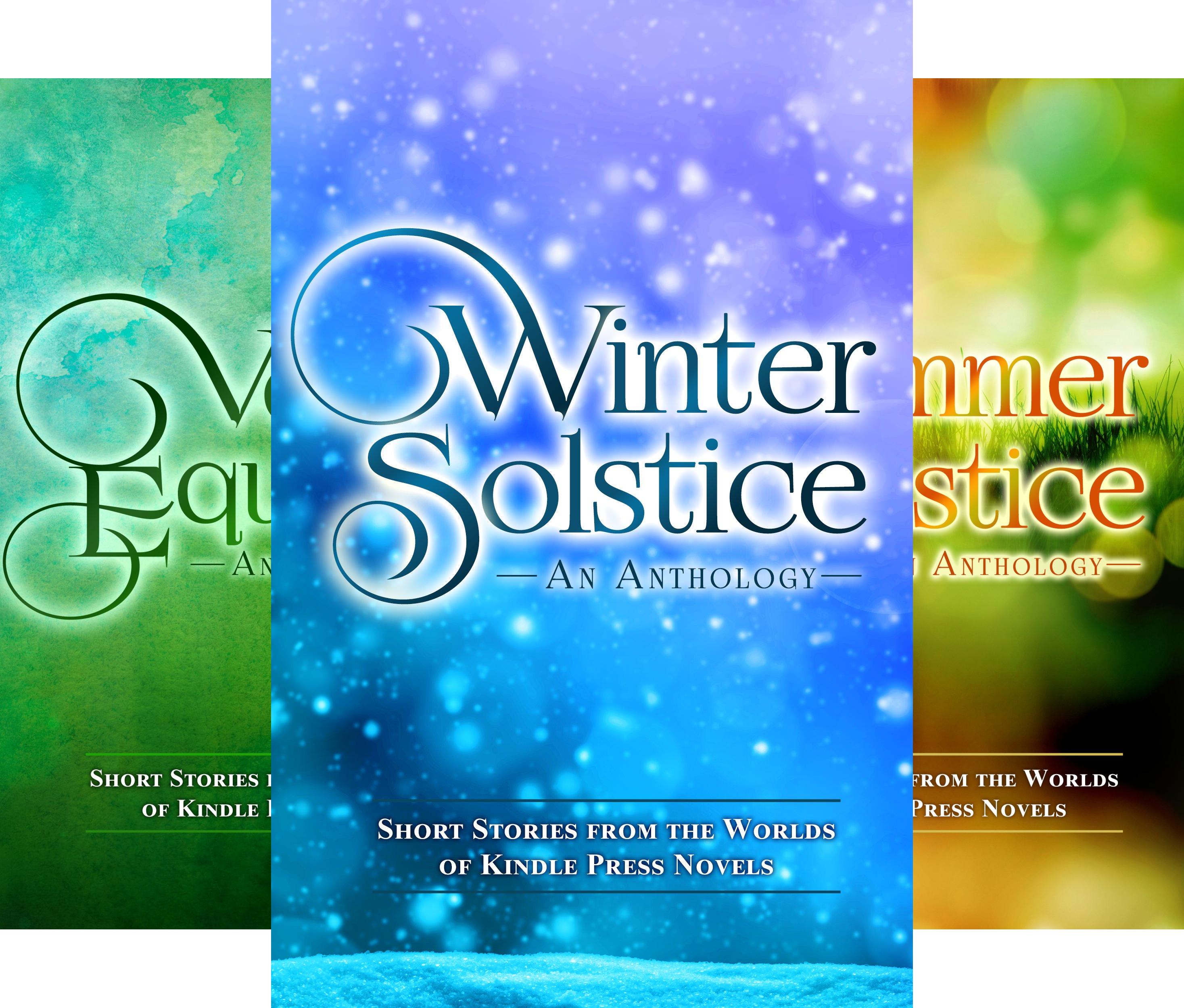 Kindle Press Anthologies (4 Book Series)