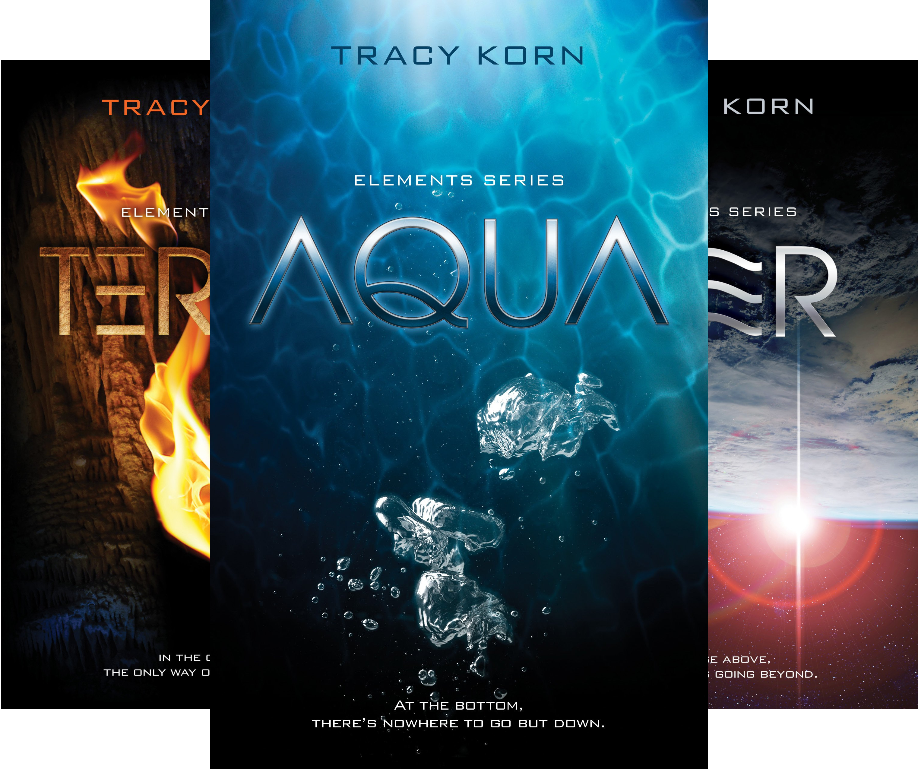 The Elements Series (3 Book Series)